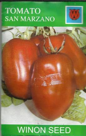 Tomat San Marzano