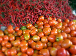 Tomat dan Cabe