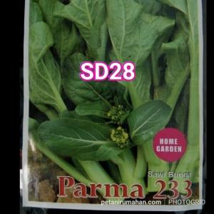 sd28 sawi bunga parma 333